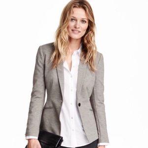 H&M Jersey Jacket Size 2